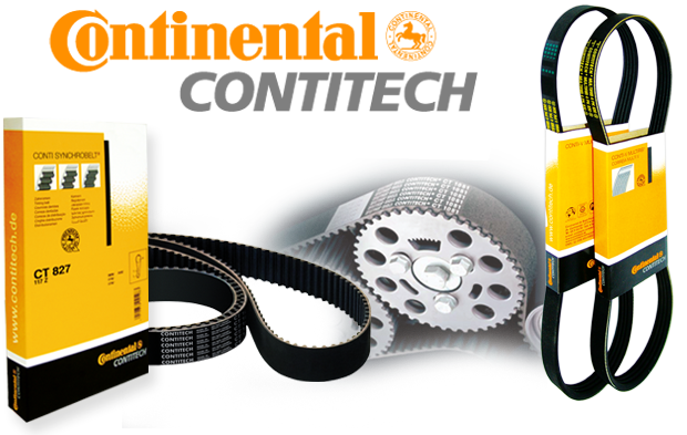 Correas Continental Contitech Correas De Distribuci 243 N